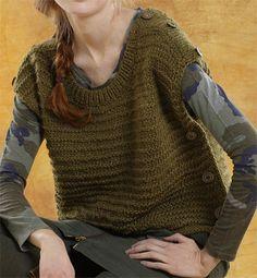 nice!  -  Linda Broughman via Hanne Sovso onto Knitting