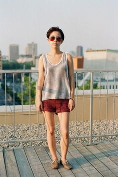 Qin~  Toronto Street Fashion