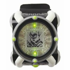 Ben10 omnitrix toys | Product Description The Ben 10 Deluxe Omnitrix is packed with power ...