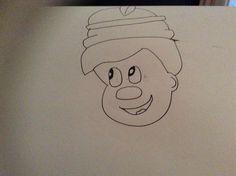 Pinochio drawing by 9yr