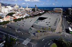 Tenerife Espacio de las Artes, Herzog & de Meuron by Iwan Baan