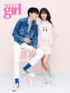 Kim So Hyun couples up with cute model Nam Yoon Soo for 'Vogue Girl' | http://www.allkpop.com/article/2015/03/kim-so-hyun-couples-up-with-cute-model-nam-yoon-soo-for-vogue-girl