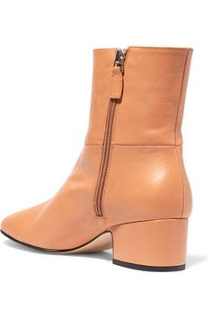 Joseph - Leather Ankle Boots - Tan - IT38.5