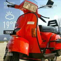 Feliz finde! Vespa T5, Scooters, Cars And Motorcycles, Sport, My Style, Motorcycles, Deporte, Motor Scooters, Sports