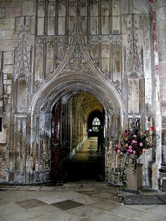 Gloucester Cathedral, Gloucester, England