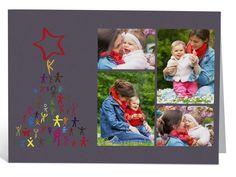 Carte de voeux personnalisee photobox