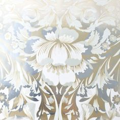 Wedding Orchid Wrapping Paper could be used as table runners for a unified theme, rather than mix of vintage lace. Cost would be a little over five dollars per table!