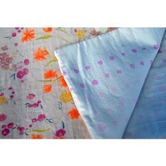 Love this quilt! Nani IRO Japanese Fuccra Blush Double Gauze
