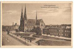 's Hertogenbosch Emmaplein St.Leonarduskerk