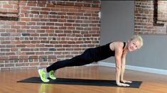 Do a 5 minute complete core workout just about anywhere  --- without any equipment or a single crunch. The #1 job for your core is to stabilize, so we're going to focus on the front and the back of...