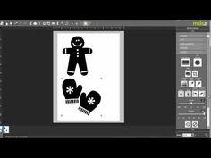 Export images to SVG file for e-cutter - My Digital Studio Digital Stamps, Digital Scrapbooking, Studio Software, Card Tutorials, Stamping Up, Diy Projects To Try, Scrapbook Pages, Card Making, Svg File