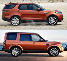 Land Rover finally introduced Discovery's fifth generation Suv Trucks, Suv Cars, Lander Rover, Land Rover Discovery 5, Carros Suv, Range Rover White, Range Rover Supercharged, Diy Go Kart, Best 4x4