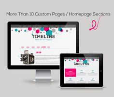 New Responsive WP Theme Released: Hexic – A Multipurpose One Page Theme That Fits All Your Needs