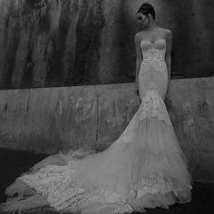 Spezielles Meerjungfrauen sexy Hochzeitskleid www.gloria-agostina.com gloria-agostina.com/de