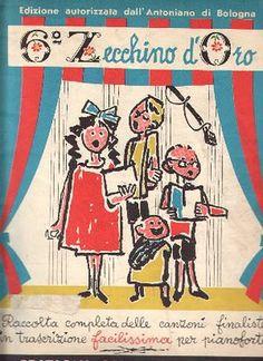 Zecchino d'Oro con il mago Zurlì, Topo Gigio ed il Coro dell'Antoniano