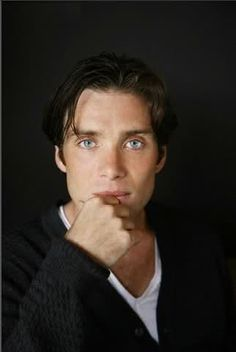 Cillian Murphy.        I'm sorry, what? I got a little distracted...