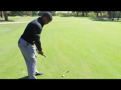Drills for Keeping Your Head Down During Golf Swings : Golf Tips - YouTube