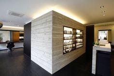 arend+thill architecture ⋅ salon de coiffure pour hommes Guy Mathias -