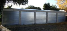 Battery Garages from LM Concrete Garages