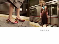 Gucci debuts fall-winter 2015 advertising campaign photographed by Glen Luchford