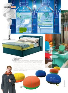 Salon Interior Russia - sofa bed Dorsey http://www.milanobedding.it/divaniletto/#/it/collections/filter_dorsey/Dorsey