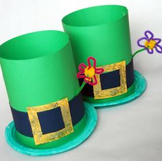 st patricks crafts for kids | Preschool Crafts for Kids*: 20 Best St. Patrick's Day Preschool Crafts