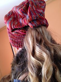Astro #Hat pattern by Mary Piontek #FreePattern