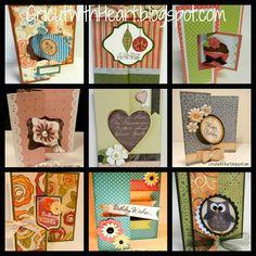 Fantabulous Cricut Challenge Blog: Thursday Tutorial - Swing Cards!