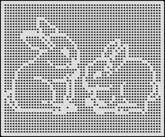 Bunny Pals Crochet Afghan Pattern copyright Tina Gibbons available for sale @