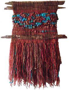 Arte Textil . Marianne Werkmeister Tierra y cielo