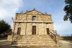 Région de Ponte-Leccia - Carticasi  l'église paroissiale du village