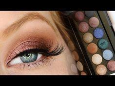 Look Review | Sleek i-Divine Storm Palette