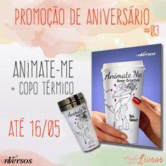 ALEGRIA DE VIVER E AMAR O QUE É BOM!!: [DIVULGAÇÃO DE SORTEIOS] - Blog Mais que Livros: A...