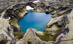 40 Reasons To Visit Iceland With A Drone