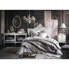 Miroir ovale en bois taupe H 95 cm BIANCA | Maisons du Monde Sweet Home, Home And Deco, Decoration, Bedroom, Taupe, Furniture, Home Decor, House Decorations, Mirrors