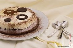 #Torta #gelato, #stracciatella vaniglia - My cooking idea. Gelato fatto in casa. http://www.mycookingidea.com/2011/07/torta-gelato/