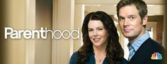 Ahh... Tuesday nights are right again with Lauren Graham... it isn't Gilmore Girls, but it's still love!