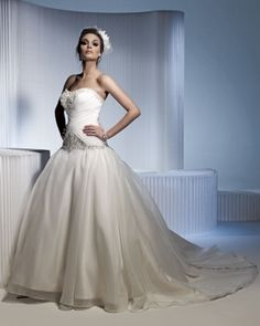 This was my wedding dress! Private Label by G Style #1398