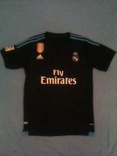Real madrid #world champions #adidas 3rd #choice blue shirt 2015 /2016 adults s /,  View more on the LINK: http://www.zeppy.io/product/gb/2/282333767356/