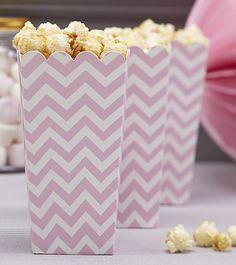 Kleine Popcorn-Boxen