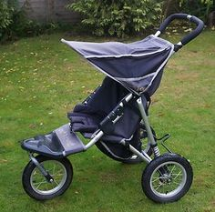 Out 'n' about Nipper 360 - single pushchair.  Tick!