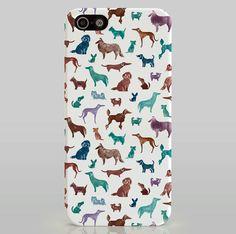 PERROS Smartphone Case IPhone 5/5S Diana Toledano