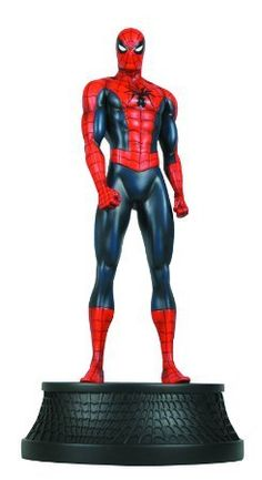 BOWEN MARVEL SPIDER-MAN RED & BLUE COSTUME MUSEUM POSE STATUE by Sideshow Toys @ niftywarehouse.com #NiftyWarehouse #Spiderman #Marvel #ComicBooks #TheAvengers #Avengers #Comics