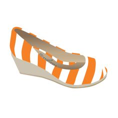(http://www.lillybee.com/university-of-tennessee-wedges/)