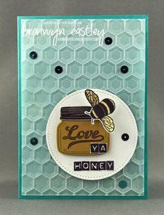 Dragonfly Dreams, Labeler Alphabet, Jar of Love Scrapbooking, Scrapbook Cards, Pot Mason, Mason Jars, Mason Jar Cards, Theme Nature, Bee Cards, Stampinup, Animal Cards