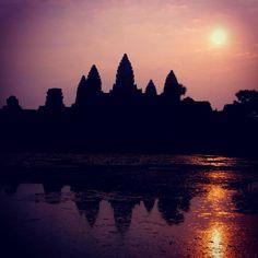 Sunrise Angkor Wat - Cambodia