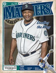Lloyd McClendon, #Mariners Magazine (May 2014)