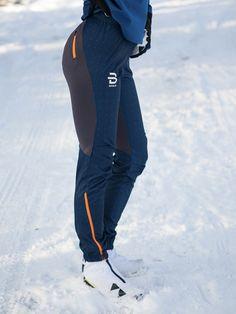 Bjørn Dæhlie Pants Power - Blå | GetInspired.no