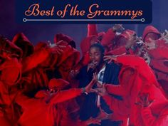 Memorable moments at the 60th Annual Grammy Awards in New York.