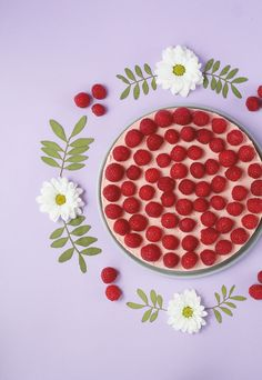 Le cheesecake pample